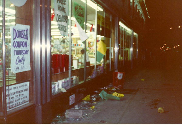 The Washington Heights Riots of 1992