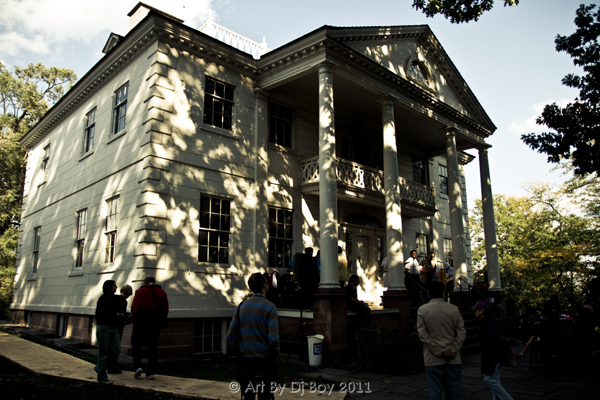 Morris Jumel Mansion - Washington Heights