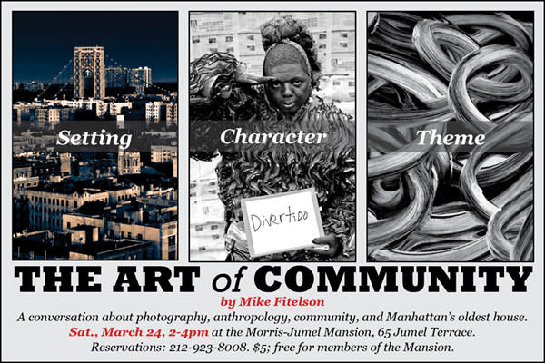 Art Of Community Mike Fitelson Washington Heights