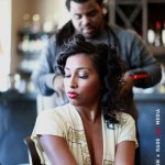 Behind the Scenes of Melanie Fiona's Vibe Vixen Photo Shoot @ Apt 78