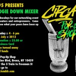 Circa '95 Presents the Boogie Down Mixer Tonight