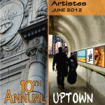 Vote for the 2012 Uptown Arts Stroll Poster on Monday, April 9th