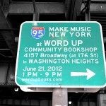 Make Music New York @ Word Up Books on June 21st