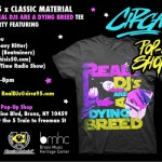 Circa 95 X Classic Material Release Party Goes Down Tonight