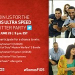 Being Latino is Throwing a Fios Twitter Party on Tuesday, June 26th
