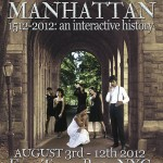 Save the Date: Ghosts of Manhattan August 3rd - 12th