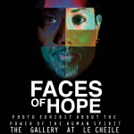 Save The Date: Faces of Hope @ Le Chéile - September 8th