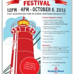 The 20th Anniversary Little Red Lighthouse Festival Takes Place On Saturday, October 6th