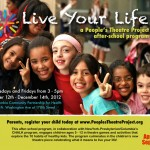 Registration Open for Free After-School Theatre Program for Children