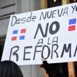 No Ala Reforma NYC Protest In Pictures