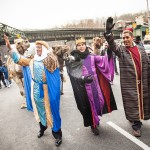 La Marina's Three Kings Day Parade In Pictures