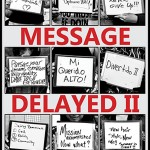 Mike Fitelson's Message Delayed II @ The Carnaval Del Boulevard
