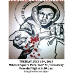 Uptown Cares: Justice For Trayvon