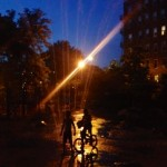 At Night, Social Scene Blossoms as Heat Brings Neighbors Outside   WNYC