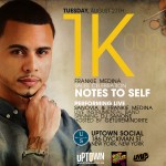 8/27/2013: Frankie Medina's Book Sales Celebration @ Uptown Social