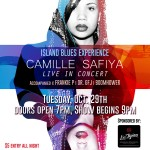 Uptown Tonight: Camille Safiya @ Negro Claro | YBG Fall Collection Debut @ Uptown Social