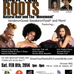 2/8/14: Know Your Roots Event @ Dinosaur BBQ