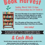 3/16/14: Word Up Books CSB Book Harvest!