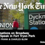 Time Travel Tuesdays: Conversations on Broadway - Inwood