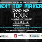 11/12/14: New York's Next Top Makers Pop Up Tour Heads To The BX
