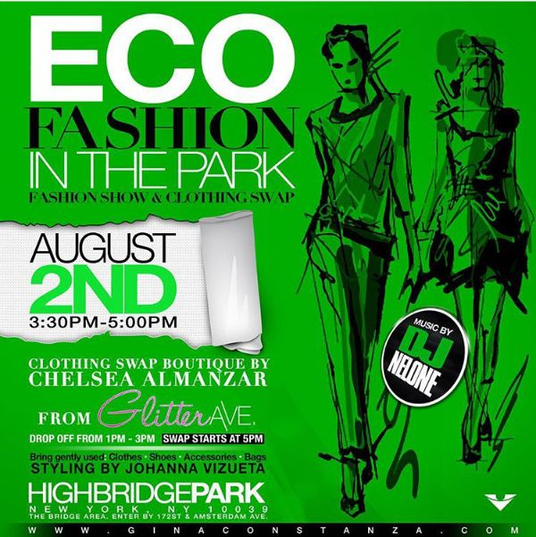 Eco Fashion in the Park