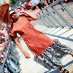 The Eco-Fashion Show @ High Bridge In Pictures...