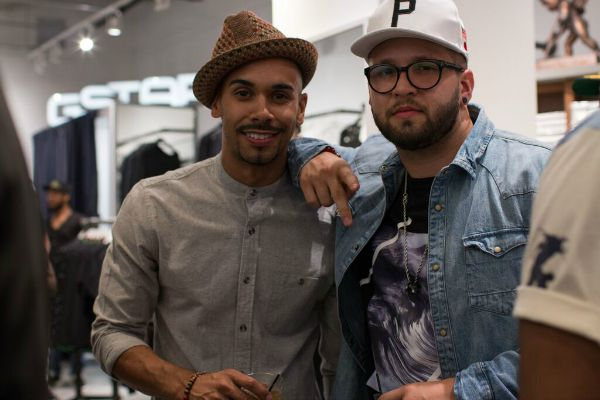 Probus Grand Opening - Andy Mineo - Eugene David