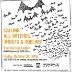 10/30/2015: Halloween @ The Inwood Center