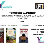 11/05/15: Uptown In Print