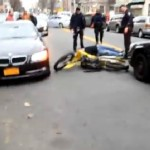 Breaking Video: Cops May Have Hit Young Man On Bike In Washington Heights