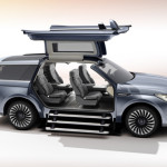 Uptown Car Love: The Lincoln Navigator Concept