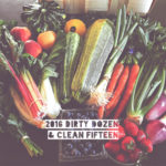 The Elixir: The 2016 Dirty Dozen & Clean Fifteen List