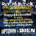 Spread Love: The Rep Ya Block Photo Contest