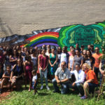 Spread Love: Unity In Progress Mural